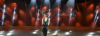"Алина Кабаева открывает фестиваль ""Алина"""